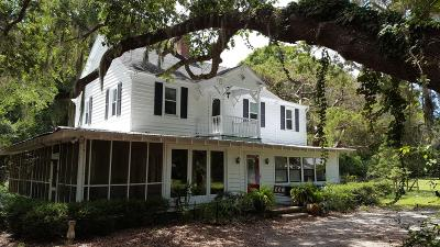 St. Helena Island SC Single Family Home For Sale: $559,000