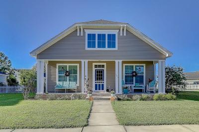 Bluffton Single Family Home For Sale: 105 8th Avenue