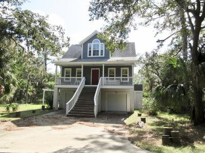 Fripp Island Single Family Home For Sale: 6 Fiddlers Bend Drive