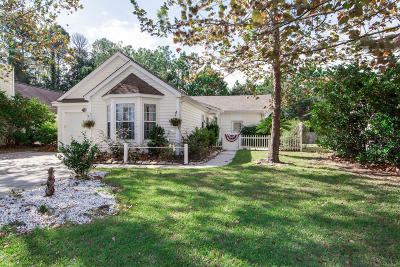 Bluffton Single Family Home For Sale: 250 Flat Rock Trace