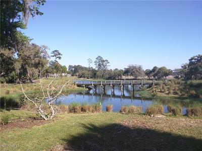 Okatie Residential Lots & Land Under Contract - Right Of Firs: 16 River Marsh Lane