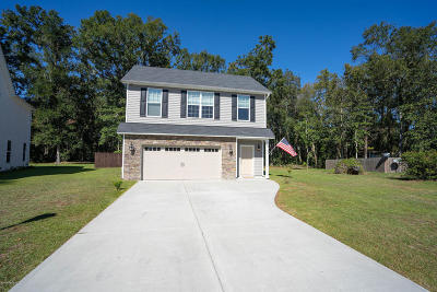 Beaufort County Single Family Home For Sale: 55 Spearmint Circle