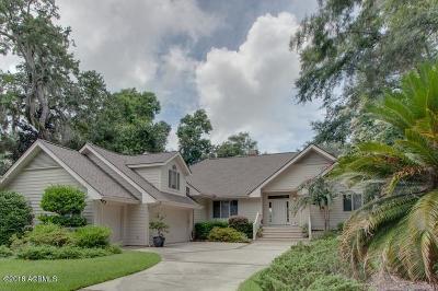 Dataw Island Single Family Home For Sale: 220 Dataw Drive