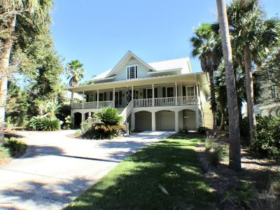 Fripp Island Single Family Home For Sale: 9 River Club Drive