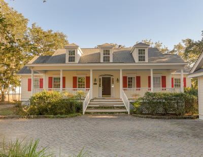 Beaufort SC Single Family Home For Sale: $465,000
