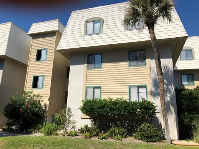 Fripp Island Condo/Townhouse For Sale: 161 Beach Club Villa