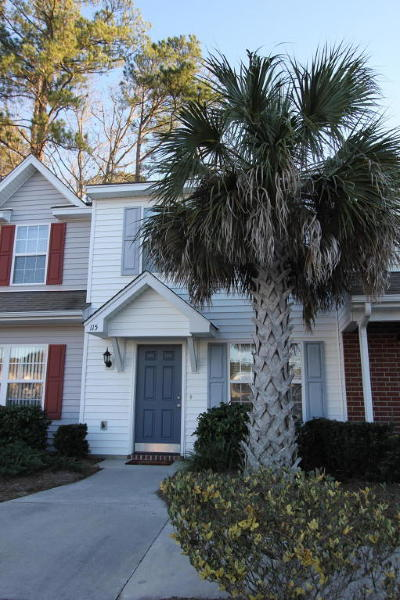 Beaufort County Condo/Townhouse For Sale: 115 Bella Way