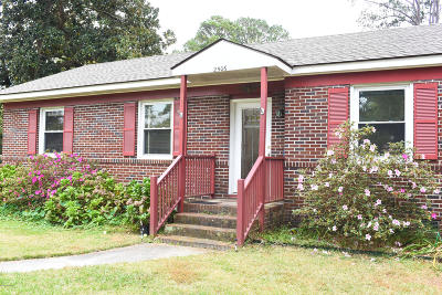 Beaufort County Single Family Home For Sale: 2506 Waverly Way