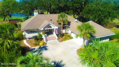 Beaufort County Single Family Home For Sale: 236 Dataw Drive