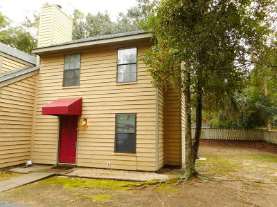 Beaufort County Condo/Townhouse For Sale: 201 Island Pines Drive