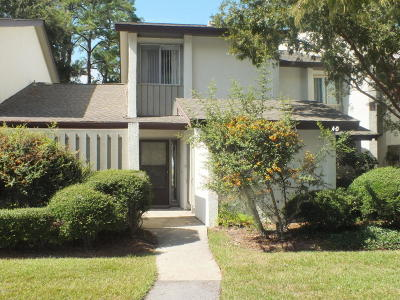 Beaufort County Condo/Townhouse For Sale: 4 E Marsh Drive