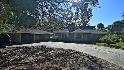 Beaufort County Single Family Home For Sale: 645 Dolphin Road