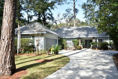 Bluffton Single Family Home For Sale: 28 Wood Eden Lane