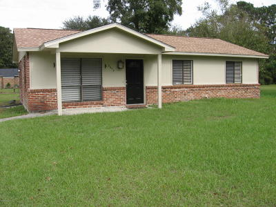 Beaufort Single Family Home For Sale: 5615 Frederick Drive