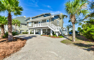 St. Helena Island Single Family Home For Sale: 150 Harbor Drive N