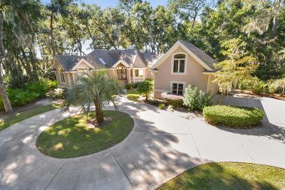 Bluffton Single Family Home For Sale: 29 Magnolia Blossom Drive