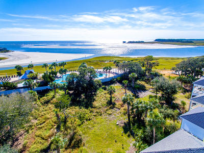 Beaufort County Single Family Home For Sale: 15 Veranda Beach Road