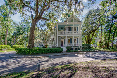 Beaufort Single Family Home For Sale: 54 Grace Park
