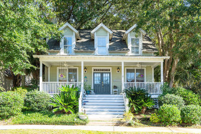 Beaufort Single Family Home For Sale: 27 Bostick Circle