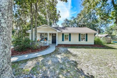 Beaufort County Single Family Home For Sale: 24 Hewlett Road