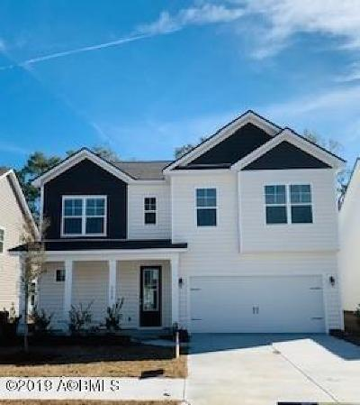 Beaufort County Single Family Home For Sale: 3634 Oyster Bluff Drive