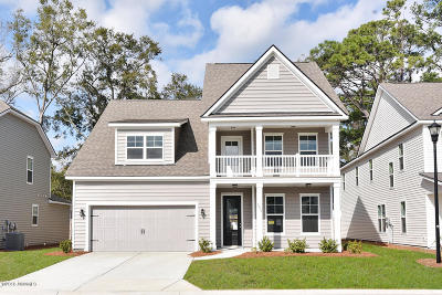 Beaufort Single Family Home For Sale: 3644 Oyster Bluff Drive