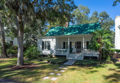 Beaufort Single Family Home Under Contract - Take Backup: 66 Mum Grace