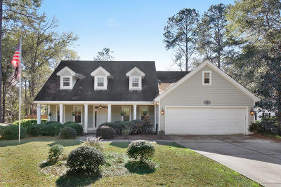 Ridgeland SC Single Family Home Under Contract - Take Backup: $259,900