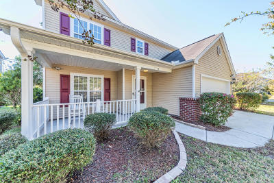 Beaufort County Single Family Home For Sale: 17 Saluda Way