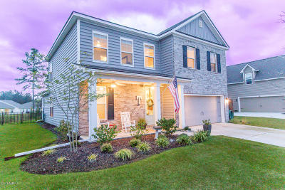 Bluffton Single Family Home For Sale: 231 Hulston Landing Road