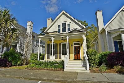 Beaufort, Beaufort Sc, Beaufot Single Family Home For Sale: 5 Canton Row