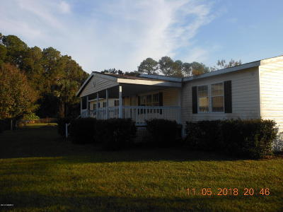 Beaufort County Mobile Home For Sale: 83 Morgan Road