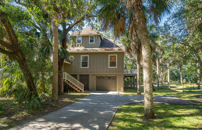 Fripp Island Single Family Home For Sale: 703 Winter Trout Road