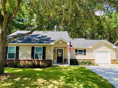 Beaufort County Single Family Home For Sale: 13 Brindlewood Drive