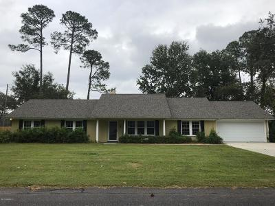 Beaufort County Single Family Home For Sale: 5927 Pleasant Farm Drive