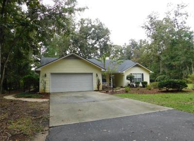 Beaufort Single Family Home For Sale: 4 Hidden Court