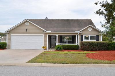 Bluffton Single Family Home For Sale: 26 Heartstone Circle