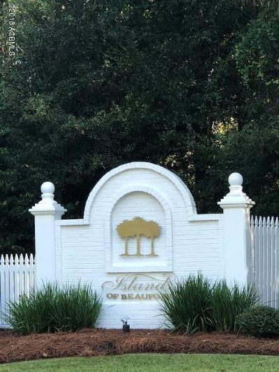 Beaufort, Beaufort Sc, Beaufot, Beufort Residential Lots & Land For Sale: 412 Battery Chase