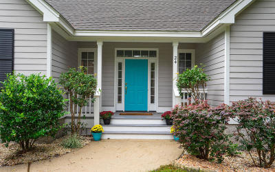 Beaufort County Single Family Home Under Contract - Take Backup: 24 Pickens Street