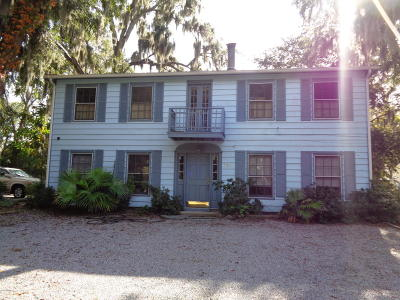 Historic Dist/Old Pt., Historic District/Bay Single Family Home For Sale: 710 Prince Street
