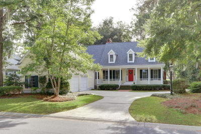 Beaufort County Single Family Home For Sale: 421 Island Circle E