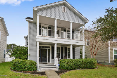 Bluffton Single Family Home For Sale: 72 9th Avenue