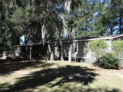 Beaufort County Mobile Home For Sale: 148 Saxonville Road