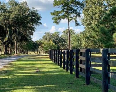 Bluffton Residential Lots & Land For Sale: 41-1a Harrison Island Road