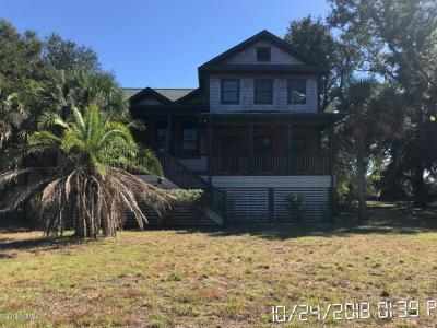 Beaufort County Single Family Home For Sale: 70 Nathan Pope Road