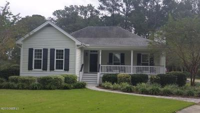 Beaufort County Single Family Home For Sale: 7 Seabrook Point Drive