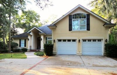 Beaufort County Single Family Home For Sale: 7 Slack Tide