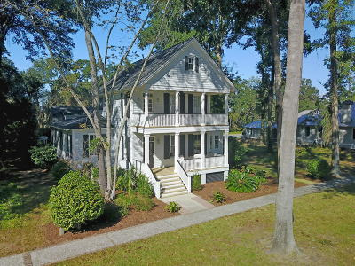 Beaufort Single Family Home For Sale: 35 Wrights Point Circle