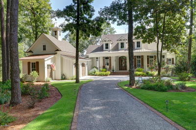 Beaufort County Single Family Home For Sale: 244 Bull Point Drive