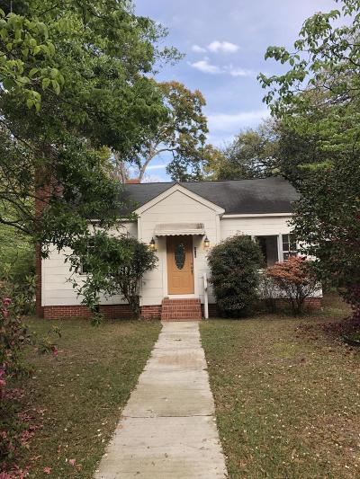 Beaufort, Beaufort Sc, Beaufot Single Family Home For Sale: 419 Meritta Avenue